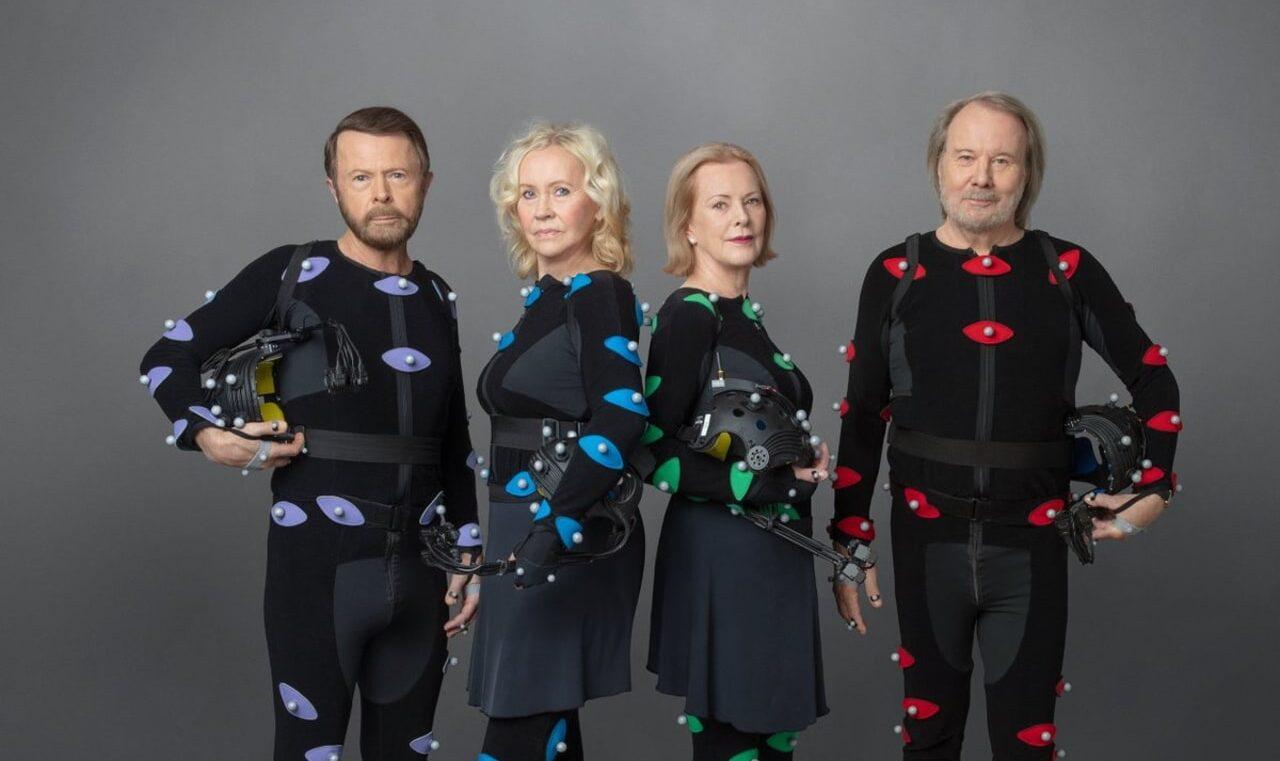 Comeback mit neuem Album &20; Live Show ABBA begeben sich auf ...